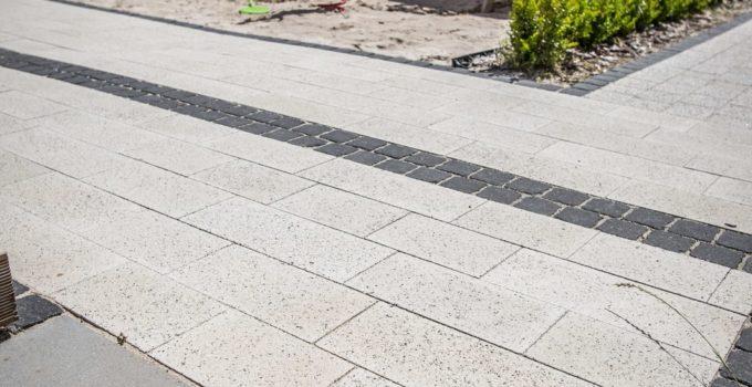 Libet płyty chodnikowe układanie